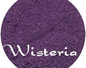 Pastel Purple Mineral Eye Shadow  WISTERIA