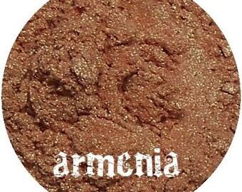 ARMENIA  Satin Apricot  eyeshadow