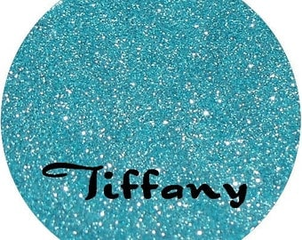 TIFFANY Teal Cosmetic Glitter