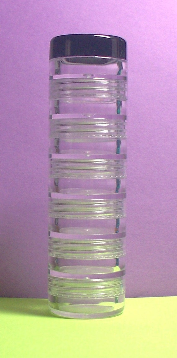 10 Piece Create Your Own Eyeshadow Stack in 3 Gram jars