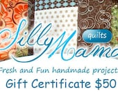 Fifty Dollar Gift Certificate - FREE SHIPPING