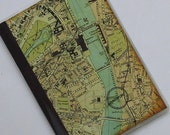 PASSPORT COVER Vintage London Atlas