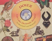 Dover  Electronic Clip Art  Royalty-Free books with CDs: 1,518 images