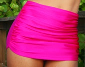 Separates- High Waisted Skirt Bikini Bottom