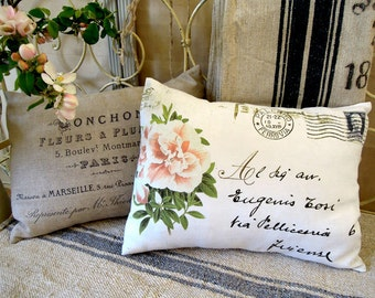 From Italy with love pillow cushion cover