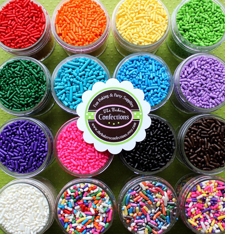 Jimmie Sprinkles Custom Mix 1 Large Jar
