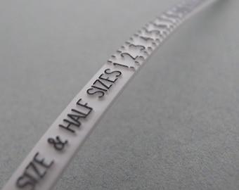 ring sizing gauge