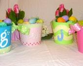 Larger Easter Basket ... FREE personalization