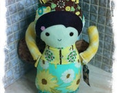 Baby Bumblebee Doll