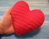 Crocheted Heart for your sweetheart