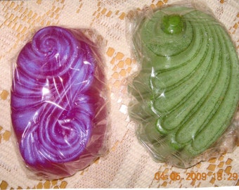 Nature's Brilliance By Sue Pure Glycerin Bar Soap