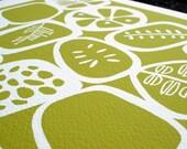 olive pods - fine art print