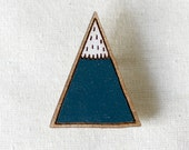 Mountain Brooch
