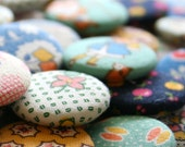 Lucky Dip of 5 Fabric Badges