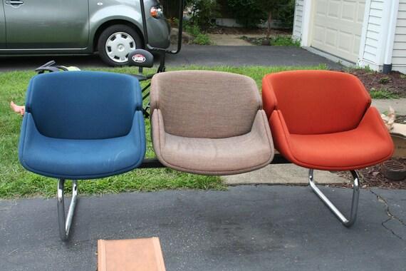 Vintage Thonet 3 Seat Bench - Totally Retro