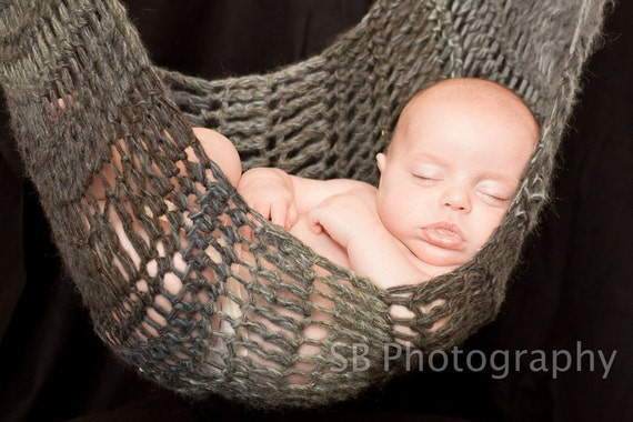 crochet hammock pattern   large baby hammock photography prop only crochet hammock pattern large baby hammock photography prop  rh   etsy