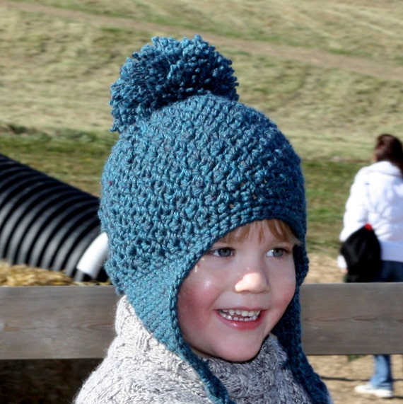 Crochet Patterns For Baby Hats And Booties : Handmade Spark - Speckled Frog Design - CROCHET PATTERN ...