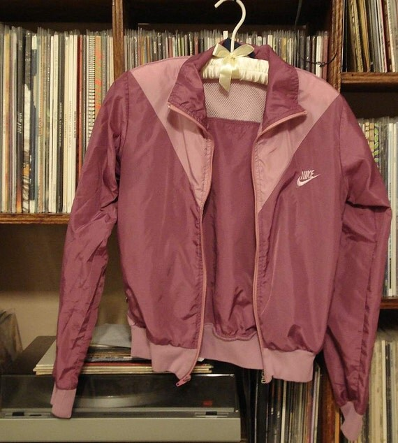 Vintage Nike lightweight running Jacket