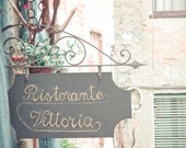 Vittoria Restaurant - Italian landscapes, pastel mint green photography, soft pink, soft blue, turquoise, tiffany blue 5x7