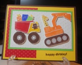 Happy DirtDay Birthday Card for Boys