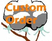 Custom Lising for jacinta8003 - Method Omop reusable microfiber pads set of 4 - Two r(ICE) Packs