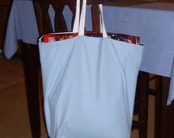 large cotton bag, Large reusable shopping bag, reusable cotton bag, large shopping bag