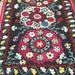 Big  Suzani from  Uzbekistan.  Bed cover or wall hanging. Hand embroidered.