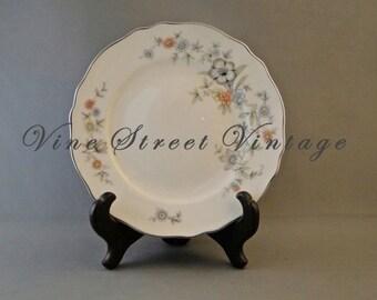 Vintage Franconia China Linfonette Pattern Bread Plate