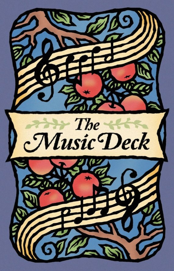 The Music Deck--Learn to Read Music