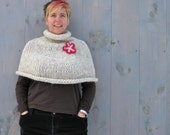 Pattern Easy Knit Shawl Shrug