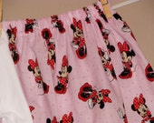 Minnie Inspired Skirt - Baby Toddler Girls - Minnie LOVE - Great for Disney Trips and Everyday- Matching Top Available