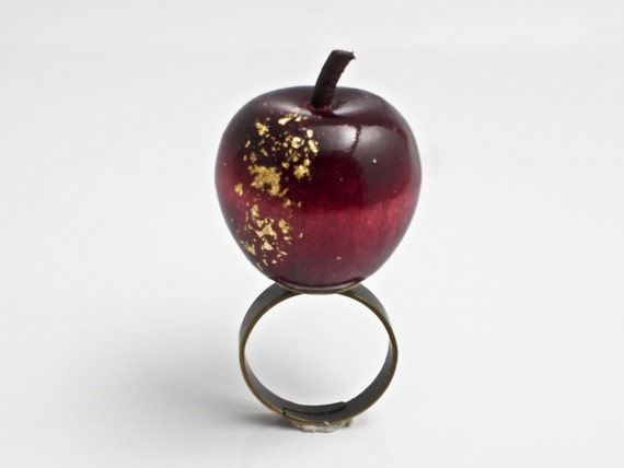 Apple Ring - Red Delicious