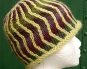 Noro Rainy Desert Cap knitting pattern