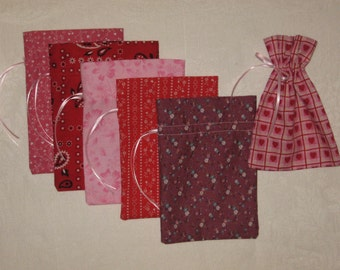 Gift Bags set of 6