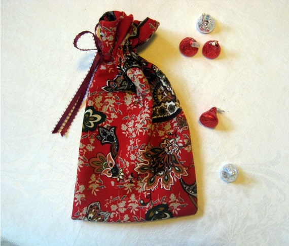 Red Gypsy Gift Bags