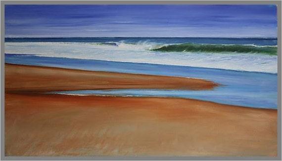 Wind Swept Wave