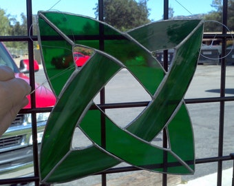 "Celtic ""Ying Yang"" knot"