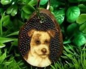 Parson Russell Terrier pendant key chain  (TN 149)