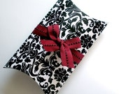 PRINTABLE Damask Pillow Box - 6 Colorways to Choose From (D1)