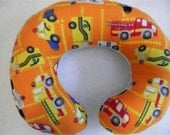 SALE----Fire Truck----Baby Toddler Childrens Car Seat Neck Travel Pillow