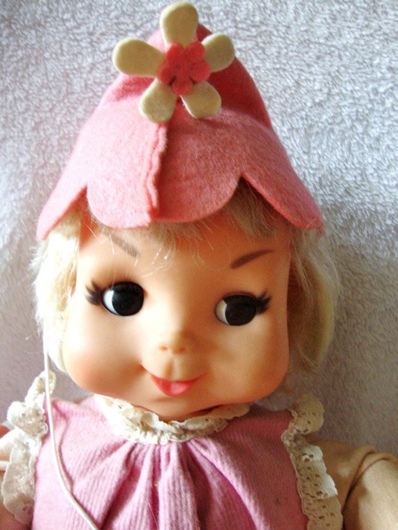 1960s Posy Pixi Doll  by Vogue