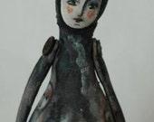 Grace  An original art doll