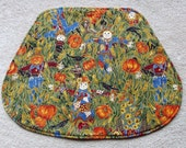 Placemats Autumn Fall Harvest full set of 4 great for any round or square shape table