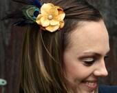 The Josephine Mini Fascinator baby Headband