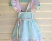Vintage toddler sundress