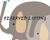 RESERVED listing for Qingyang