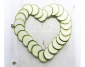 Zucchini Love - fine art photography print 5x5 8x8