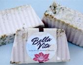 Bella Vita - Vanilla Lavender and Sea Salt Bar