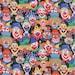 Blank Quilting CIRCUS CLOWNS Fun Carnival Fair Birthday Party  Fabric 1 Yard...New