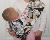 Pink Plumerias Toy Sling for kids--Just Like Mommy--